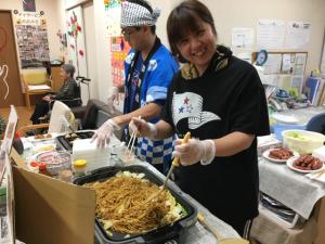 デイサービス・おおみち納涼祭について7