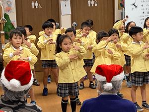 通所リハビリテーション忘年会&クリスマス会について2