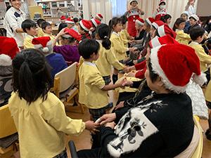 通所リハビリテーション忘年会&クリスマス会について4