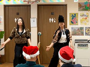 通所リハビリテーション忘年会&クリスマス会について6