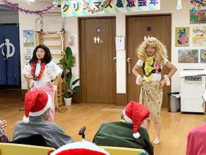 通所リハビリテーション忘年会&クリスマス会について9